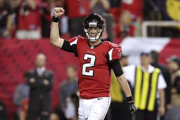 Atlanta Falcons Pick Apart Packers, Advance To Super Bowl LI