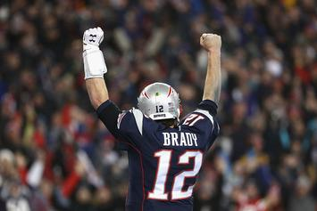 New England Patriots Open As Slight Favorites Over Falcons In Super Bowl LI