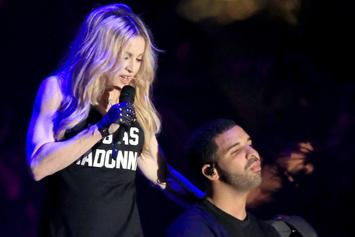 """Did Drake & Madonna Have A """"Secret Fling"""" Before Their Onstage Kiss?"""