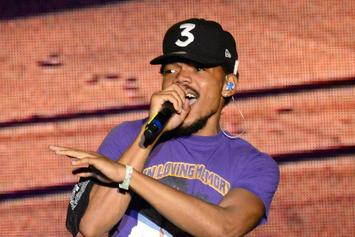 Chance The Rapper Shares Adorable Video Of His Daughter