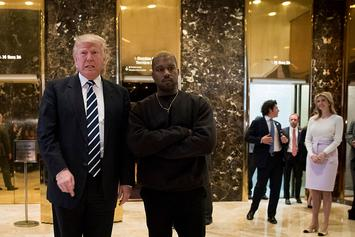 Kanye West Reportedly Upset With Donald Trump