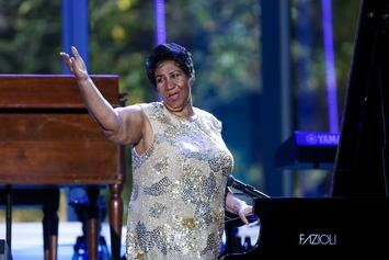 Aretha Frankilin Says She Is Retiring This Year