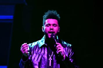 The Weeknd Poses With Lil Uzi Vert & More Photos From European Tour