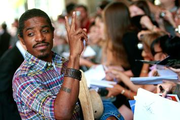 Andre 3000 Is Partnering With Swedish Shoe Brand Tretorn