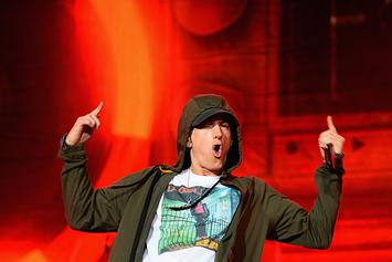 Eminem To Perform In Scotland This Summer
