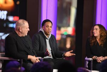 Jay Z & Harvey Weinstein Hosted A Town Hall To Discuss Criminal Justice Reform