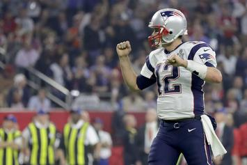 Tom Brady's Missing Super Bowl LI Jersey Finally Discovered In Mexico