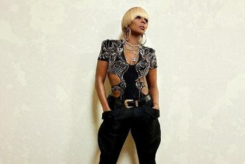 """Mary J. Blige Announces New Album """"Strength Of A Woman"""""""