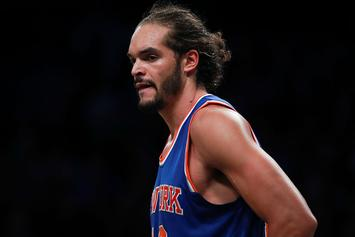 Joakim Noah Comments On His Suspension For Violating NBA's Anti-Drug Policy
