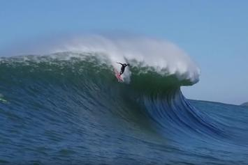 "Insane Video Shows World Surf League ""Biggest Wipeout Of The Year"" Nominees"