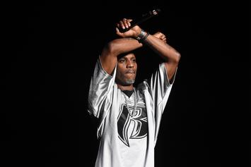 DMX Wants To Rip Apart Some Trap Beats