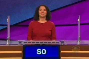"Final Jeopardy Contestant Loses Everything On This ""Sports Mascot"" Question"
