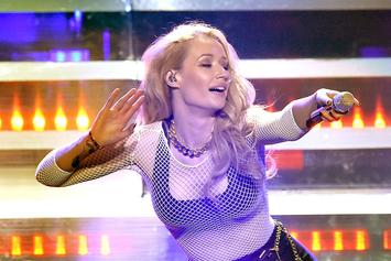Iggy Azalea Says Twerking Made Her Lose 15 Pounds In One Week