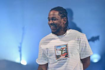 """TDE's Punch Reveals A Lost Kendrick Lamar Verse From """"Pride"""""""