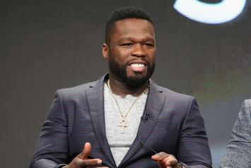 "50 Cent To Executive Produce New Original Series ""The Oath"""