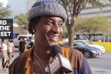 Word On The Street : SXSW Edition with Cozz, Tate Kobang, K Camp, Joey Purp & Kipp Stone