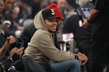 Chance The Rapper Reportedly Files Lawsuit To Protect The Selling Of Fake Merch On Tour