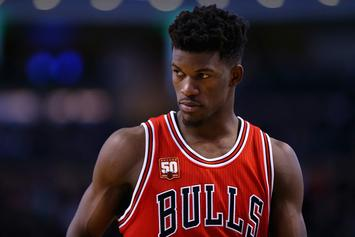 "Jimmy Butler Calls Out Marcus Smart: ""He's Not About That Life"""