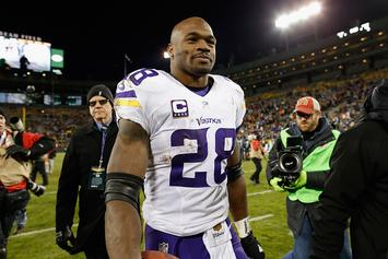 Report: Adrian Peterson Closing In On New Deal