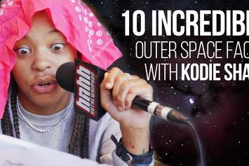 10 Incredible Outer Space Facts With Kodie Shane