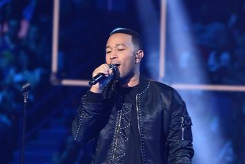 "John Legend On Trump: ""One Of The Worst People I've Ever Encountered"""
