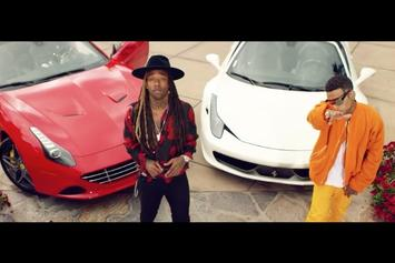 """Kid Ink Feat. Ty Dolla $ign """"F With U"""" Video"""