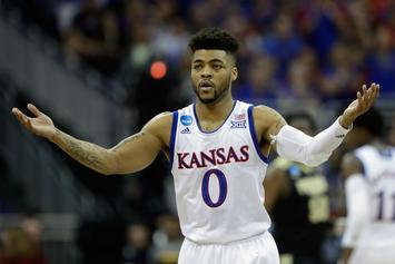 NBA Team Reportedly Asked Kansas Guard Frank Mason III How He Wants To Die