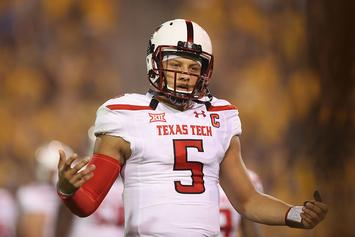 KC Chiefs Rookie QB Patrick Mahomes Reportedly Robbed At Gunpoint