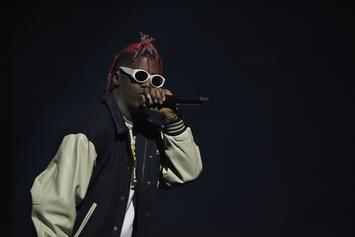 "Lil Yachty Explains Thought Process Behind ""Teenage Emotions"" Cover Art"