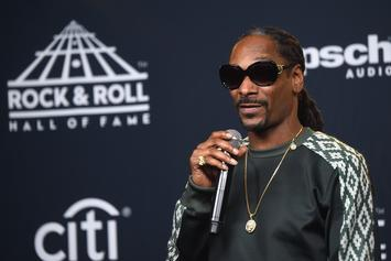 Snoop Dogg Says He's Working On A Gospel Album
