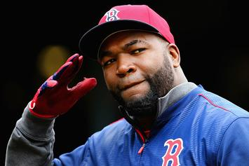 """Watch David Ortiz Reenact """"The Departed,"""" """"The Town,"""" + Other Boston Films"""
