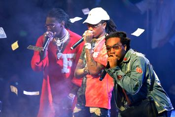Migos, Future, & Trey Songz Set To Perform At BET Awards