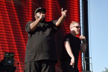 """Killer Mike Says He'd """"Punch"""" Bill Maher If He Used The N-Word In Front Of Him"""