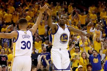Vegas Oddsmakers Believe Warriors Would Be Favored Over 1996 Bulls