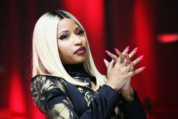 Nicki Minaj Throws Shade On Remy Ma At Hot 107.9 Birthday Bash Concert