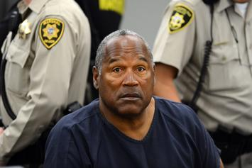 O.J. Simpson's Parole Hearing Date Has Been Set