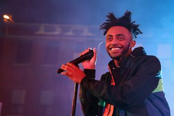 "Amine Announces Debut Album ""Good For You"" Release Date"