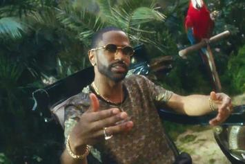 "Calvin Harris Feat. Big Sean, Pharrell, Katy Perry ""Feels"" Video"