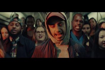 "K'naan Feat. Snow Tha Product, Residente, Riz MC ""Immigrants (We Get The Job Done)"" Video"