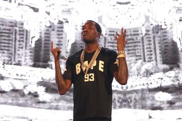 "Meek Mill Announces ""Meekend Music 2"" EP"