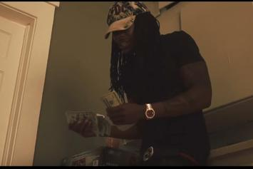 "Ca$h Out ""Trappin' Foreal"" Video"