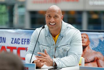 The Rock Debuts New Under Armour Signature Sneaker