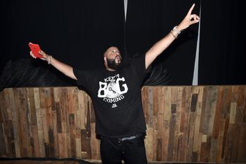 "DJ Khaled Scores First No. 1 On R&B Charts With ""Wild Thoughts"""