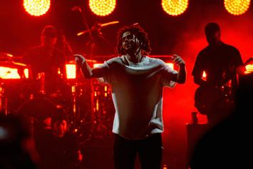 J. Cole Joins Dr. Dre & Others In Studio
