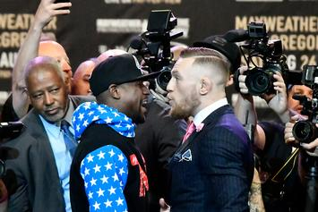 Mayweather, McGregor Press Conference #2: Live Stream