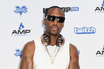 Safaree Appears To Throw Cryptic Shade At Nicki Minaj