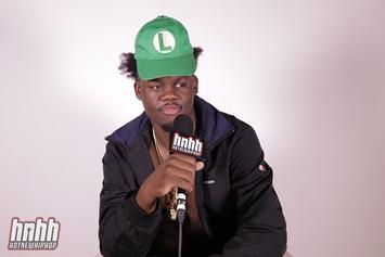Ugly God Freestyles Over A Country Beat During Power 106 Visit