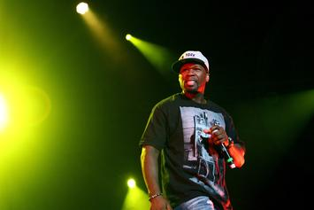 50 Cent Reportedly Sells His Shares In EFFEN Vodka