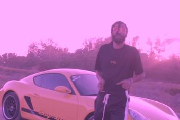 "Chase N. Cashe ""Hold Weight"" Video"