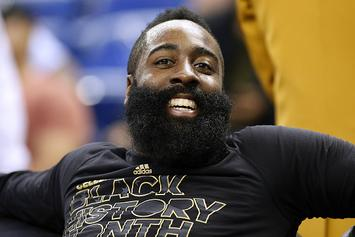 Houston Strip Club Allegedly Retires James Harden's Jersey